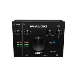 Kit Interface de Áudio M-Audio Air 192 com Microfone e Fone