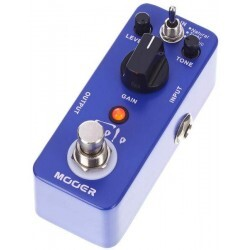 Pedal Mooer Solo Distortion - Mds5 Clone Shur Riot