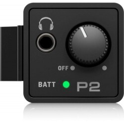 Amplificador de Fone Behringer Powerplay P2 Ultra-Compact