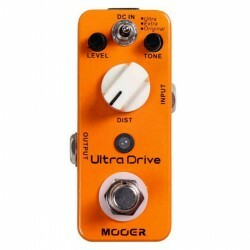 Pedal Mooer Ultradrive Distortion Mds4