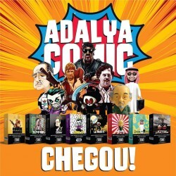 PACK - ADALYA COMICS