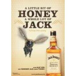 Whisky Jack Daniels Honey