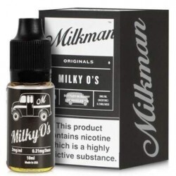 LIQUIDO PREMIUM THE MILKMAN 3X10 ML - MILK OS