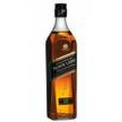 Whisky Johnnie Walker Black Label 12 Anos 1 L
