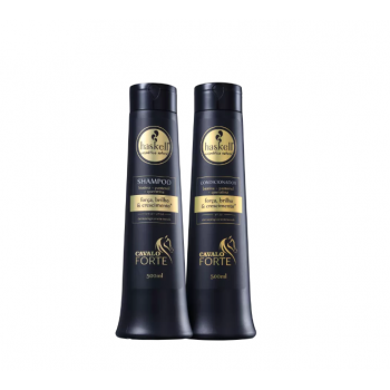 Kit Cavalo Forte (Duo) 500ml - Haskell