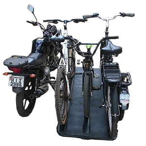 Sidecar Transporte de Bike