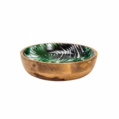 BOWL MADEIRA LEAFAGE 20x5cm