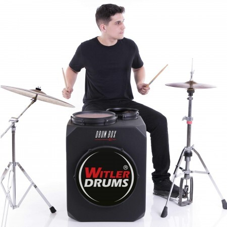Cajón Bateria Witler Drums | Drum Box Set