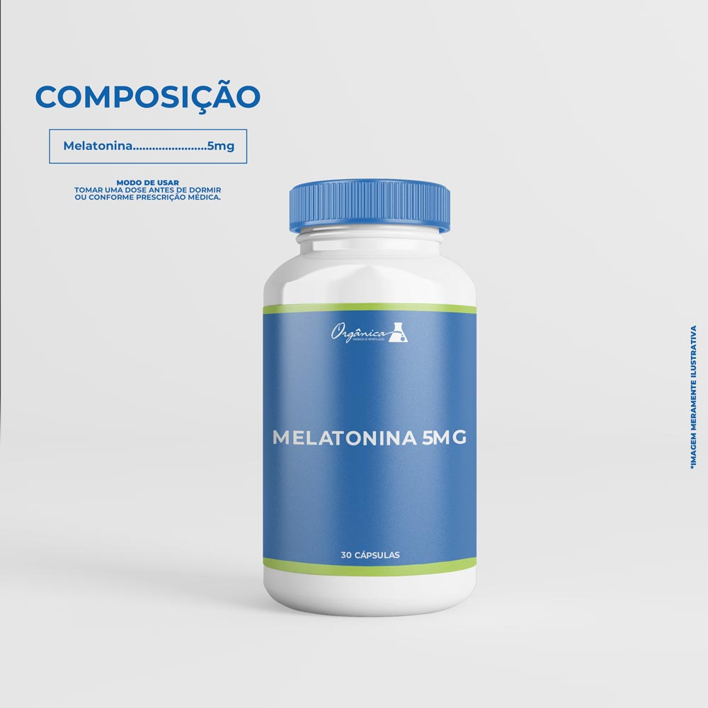 MELATONINA 5mg
