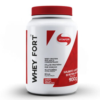 WHEY FORT SABORES - 900g
