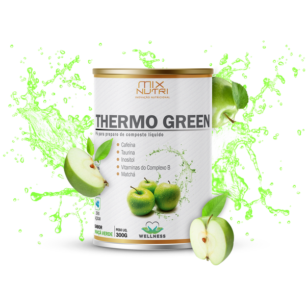 THERMO GREEN - MAÇÃ VERDE