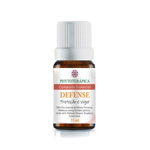 COMPOSTO ESSENCIAL DEFENSE  PROTEÇÃO E VIGOR - 15ML