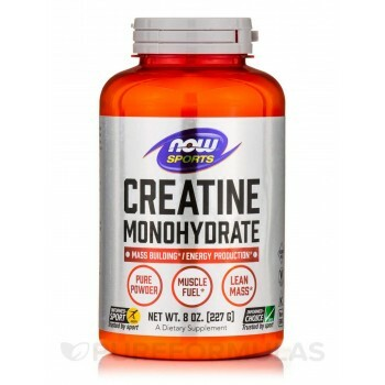 CREATINE MONOHYDRATE 227G NOW