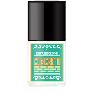 Base Concreto Endurecedor Top Beauty SOS Unhas 7ml