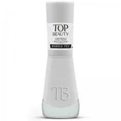 Top Beauty Branco de Paz