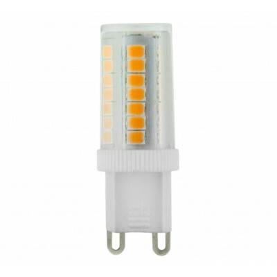Lâmpada LED Halopin 3W G9 Bivolt 2700K G-light