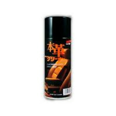 SOFT99 LEATHER SEAT CLEANER MOUSSE COURO AEROSSOL
