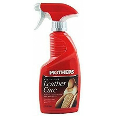 MOTHERS ALL IN ONE LEATHER CARE 3 EM 1 TRATAMENTO COURO