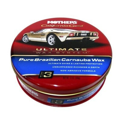 MOTHERS CALIFORNIA ULTIMATE PURE WAX 340GR
