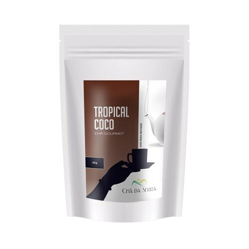 Chá Tropical Coco - 40g