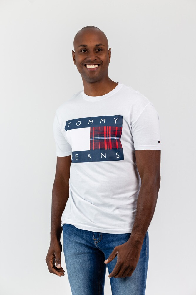 T-Shirt Logo Tommy Jeans