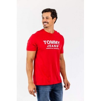 T-Shirt Front Logo Tommy